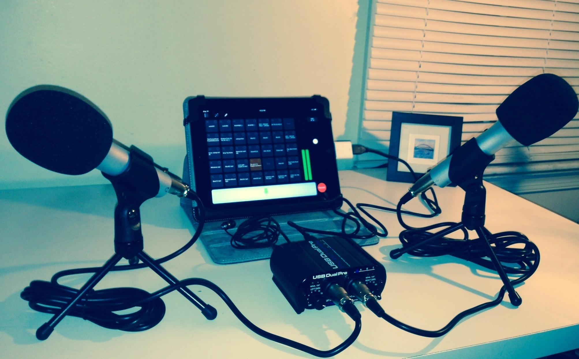 Podcasting Gear Setup – Resources